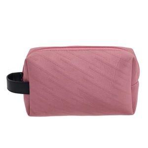 🍁5/$25 ULTA BEAUTY Dark Pink Cosmetic Makeup Bag